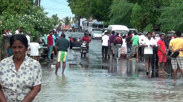 floods  hambantota