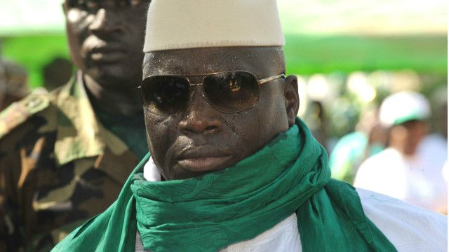 Yahya Jammeh, shugaban Gambia