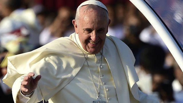 Giáo hoàng Francis thăm Philippines