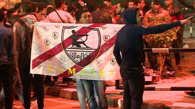 Египетские фанаты