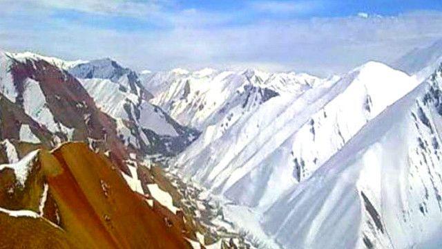 برفکوچ در بدخشان افغانستان جان دست کم پنج نفر را گرفت