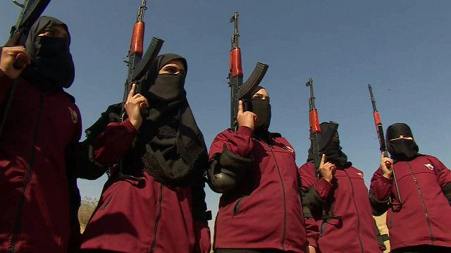 पाकिस्तान महिला कमांडो