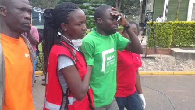 Simanzi yatanda katika chumba cha kuhifadhia maiti Nairobi Kenya
