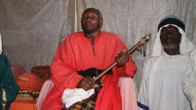 Mtu anayejigamba kuwa mungu magharibi mwa Kenya