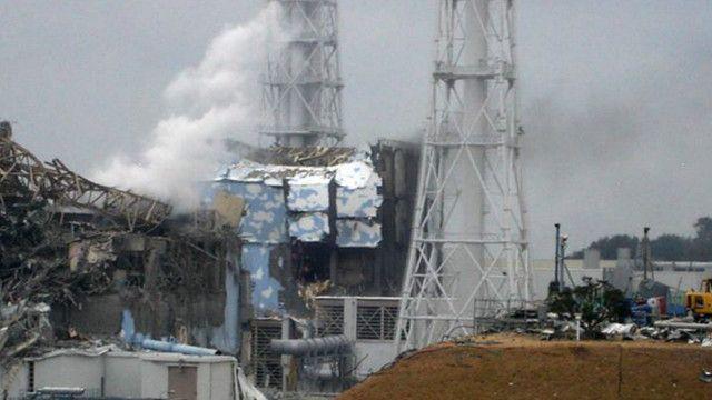 फ़ुकुशिमा रिएक्टर दुर्घटना