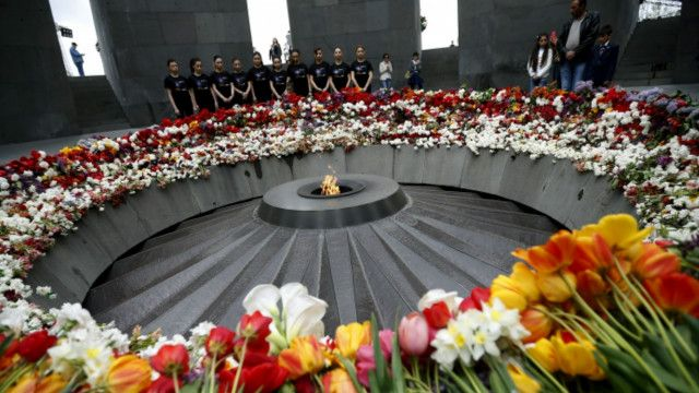 Kwibuka jenoside y'aba Armeniens