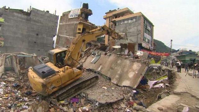 Руины здания в Катманду