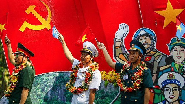 Празднования во Вьетнаме