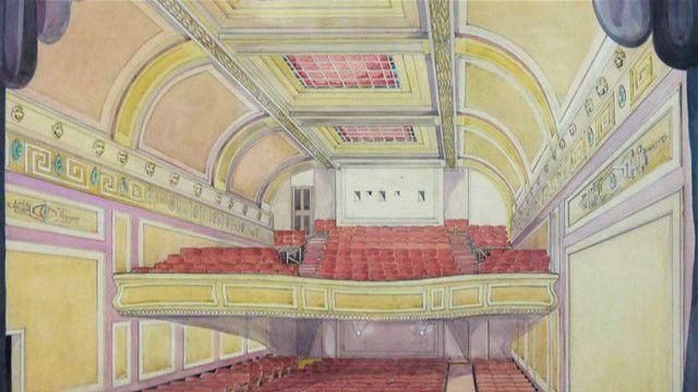 英國第一家電影院