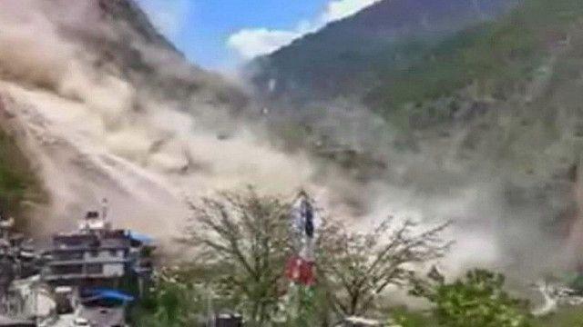 От второго землетрясения в Непале сильнее всего пострадали горные районы