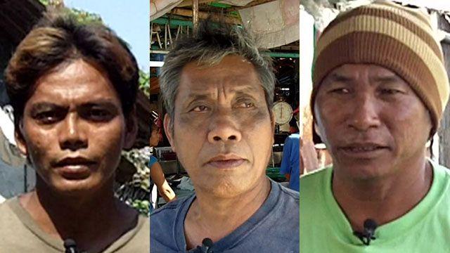 Ngư dân làng chài Masinloc, Philippines