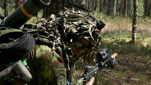 Армии НАТО тренируются, а граждане воевать не хотят