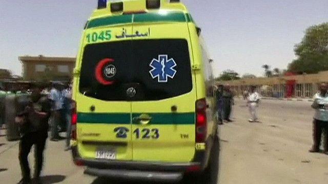 Скорая помощь в Луксоре