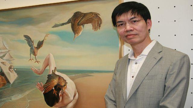 Họa sĩ Nguyễn Đình Đăng