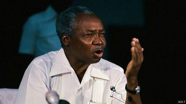 Ungemuuliza  nini hayati  Nyerere angelikuwa hai ?