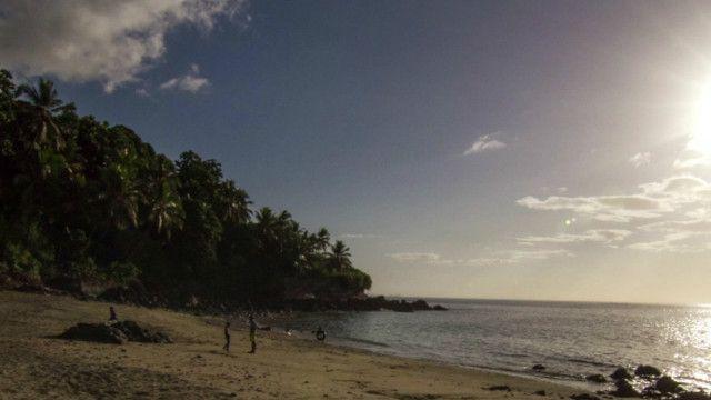 Ндзуани, один из островов Коморского архипелага