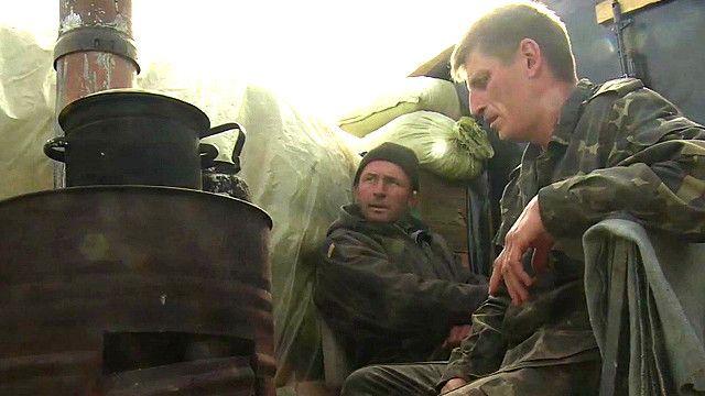 Украина, линия фронта