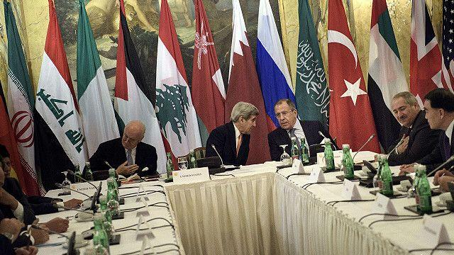 Могут ли переговоры в Вене стать началом мирного процесса для Сирии