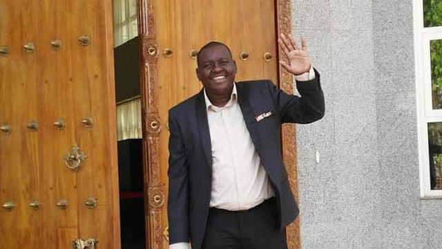 Prof Jay Mikumi Tanzania