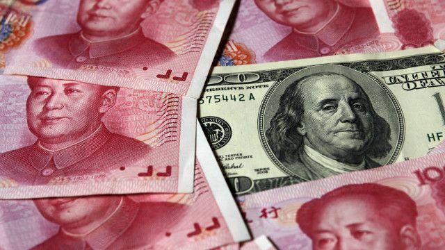 Đồng nhân dân tệ và đồng đô la