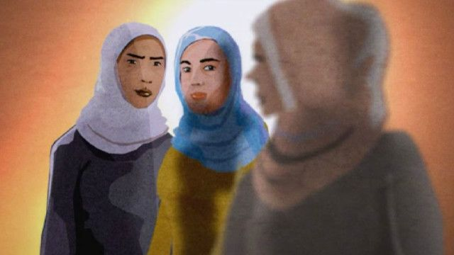 Сестры из Ракки