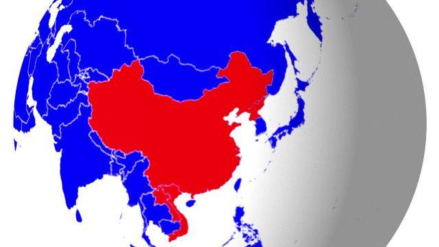 Bản đồ các nước xã hội chủ nghĩa trên thế giới