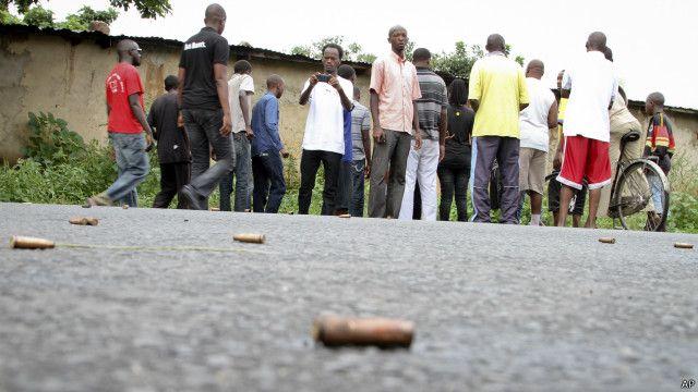 Mitaa ya Bujumbura