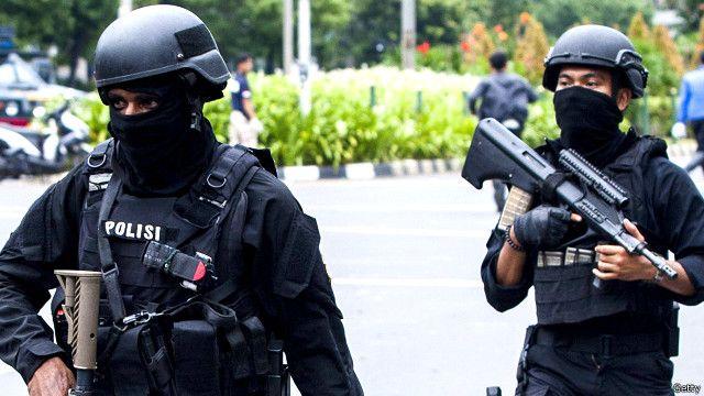 जकार्ता पुलिस