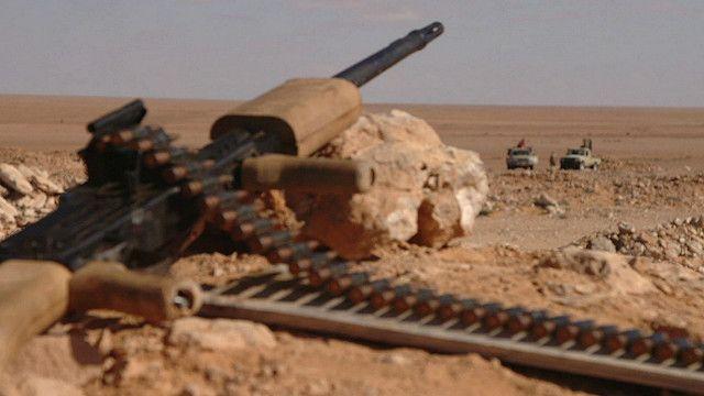 """Ливийская пустыня: новое поле сражений с """"Исламским государством""""?"""