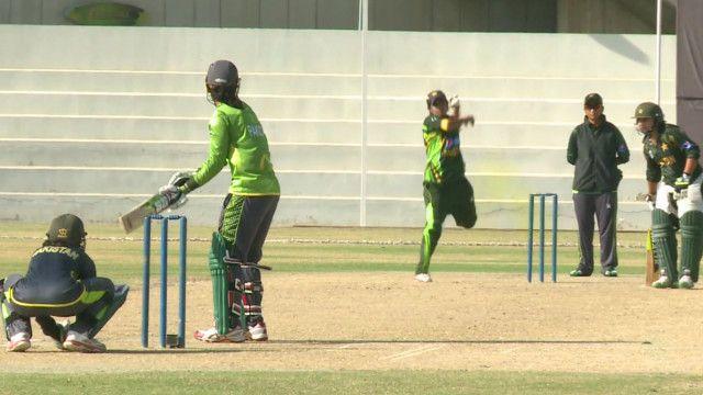पाकिस्तान महिला क्रिकेट