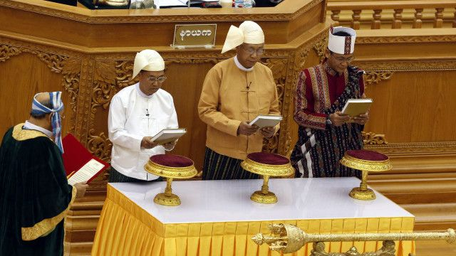 htin_kyaw_sworn_in_myanmar