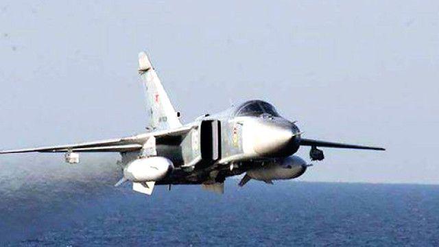 Phi cơ chiến đấu của Nga