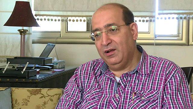 رئيس مركز المعطيات والدراسات الاستراتيجية بدمشق