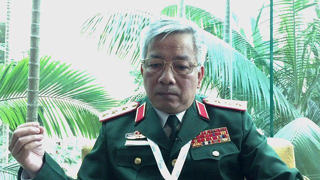 Thứ trưởng Quốc phòng Việt Nam, Thượng tướng Nguyễn Chí Vịnh