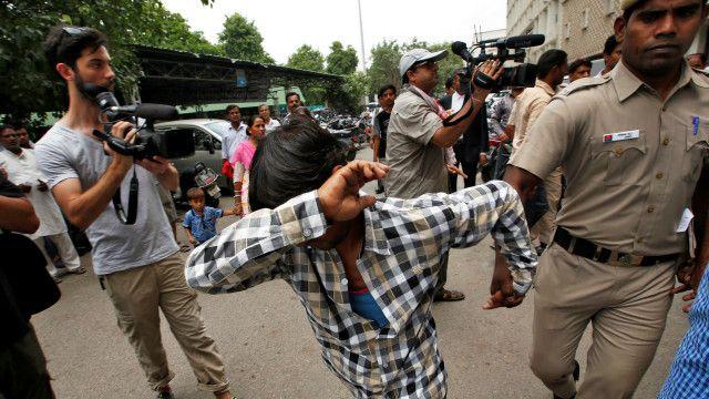 भारतमा सामूहिक बलात्कार