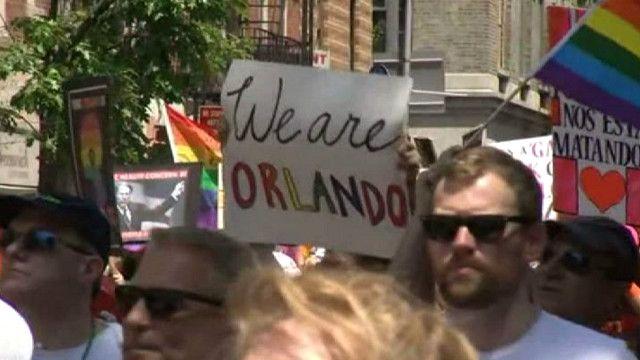 Гей-парады в США