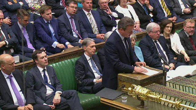 """Британский парламент обсуждает путь к """"брекситу"""""""