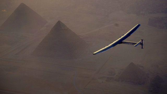 مصر تأتي في المحطة ما قبل الأخيرة في جولة الطائرة