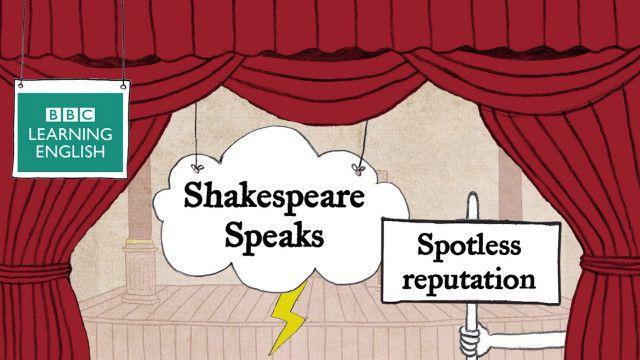 #ShakespeareSpeaks, урок №10