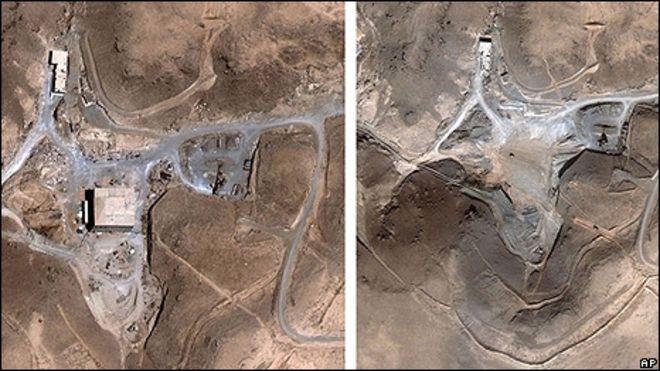 Resultado de imagem para usina nuclear siria