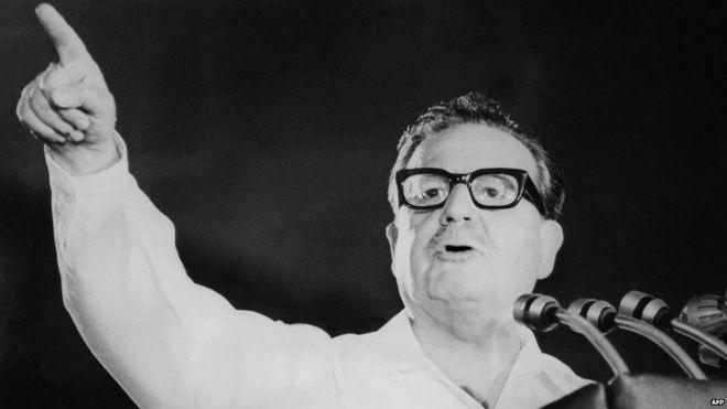 Salvador Allende (1908-1973)