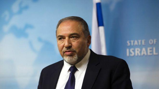 نتيجة بحث الصور عن وزير الدفاع الاسرائيلي