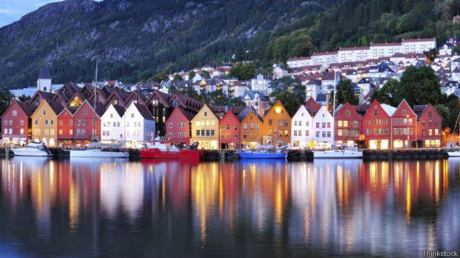 Resultado de imagen de foto noruega