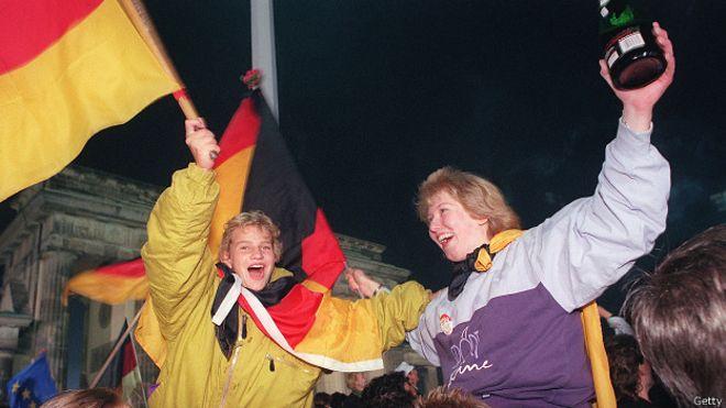 Почему произошло объединение германии