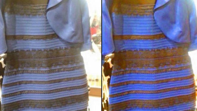 Тест какое платье цветом