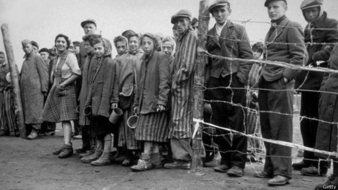 Resultado de imagen para campos de concentracion nazi realidad la verdad