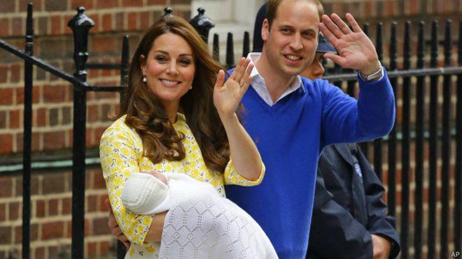 Герцогиня Кембриджская решила рожать дома