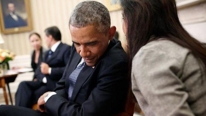 奧巴馬總統會見墨西哥總統恩裏克·佩納
