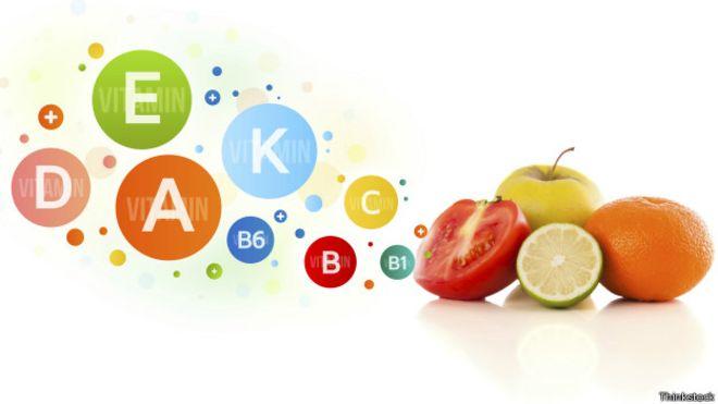 Qué vitaminas sirven en qué casos? - BBC Mundo