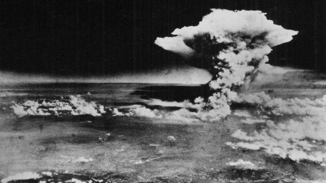 Resultado de imagem para guerra atómica e nuclear